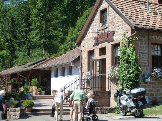 Restaurant au Wasigenstein : Restaurant