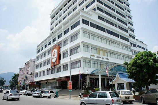 Hotel Anika: Hotel外観