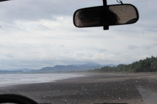 Natura Surf Life: Making our way to the river