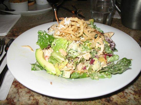 Tiffany's: Sancho Pancho Salad