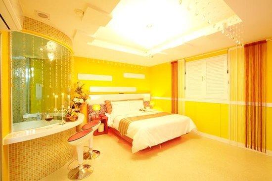 Ivy Hotel: Suite Single