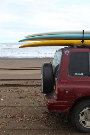 Natura Surf Life: Our boards, ready to go