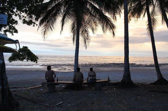 Natura Surf Life: End of the day, sunset and couple of beers