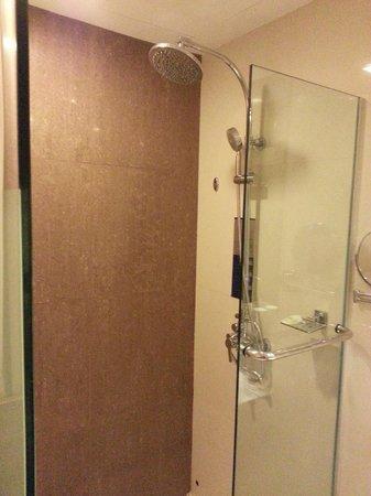 Frenz Hotel: 3-in-1 shower