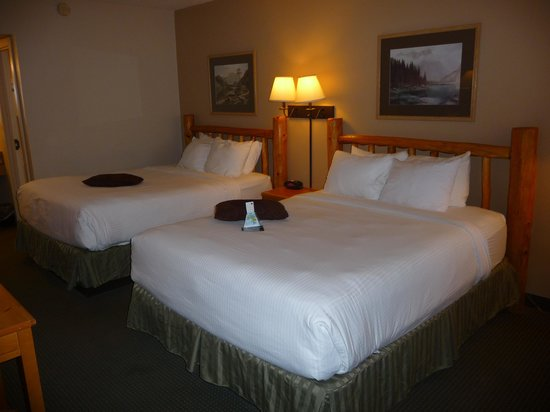 BEST WESTERN Sheridan Center: La chambre