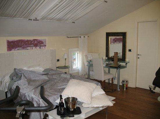 Avanguardia Luxury Rooms & Suite: room