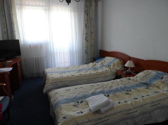 Sanatorium San: Our room