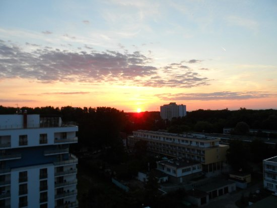 Sanatorium San: From our balcony