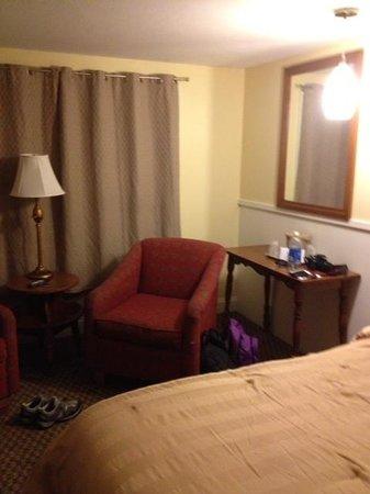 Windrift Motel: chambre
