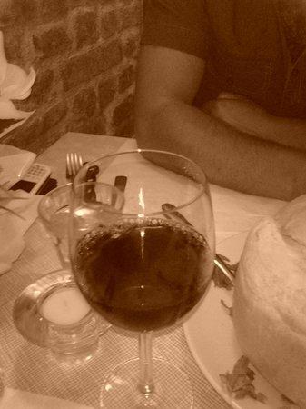 Le Clarisse: vino buonissimo