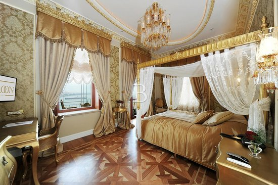 Maroonist: Deluxe Suite with sea view