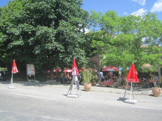 Restaurant Le Provence : Veduta dei tavoli