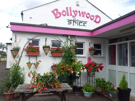 Bollywood Spice: entrance