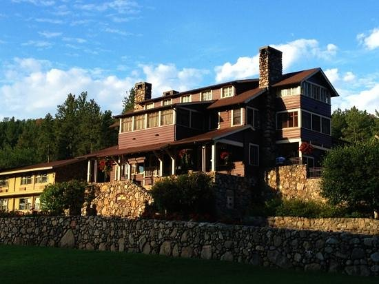 State Game Lodge : Good location, good food