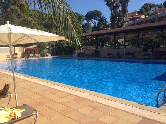 Hotel Restaurante Sa Punta: Great pool