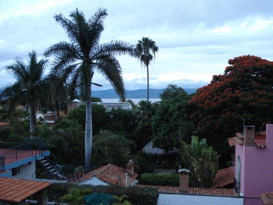 El Pequeno Suites : View from the mirador