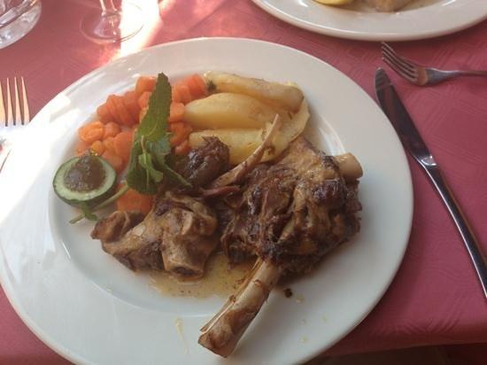 Da Vincenzo: Awesome Lamb Shank