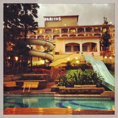 Fariyas Resort Lonavala: Play area