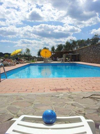 La Loggia - Villa Gloria: Pool