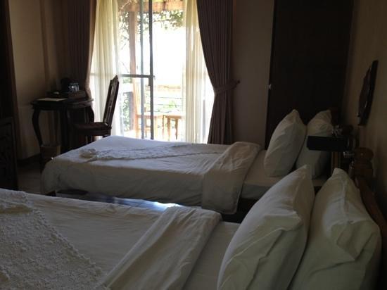 Amarela Resort: our beautiful room