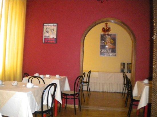 Hotel Romagna: sala colazioni