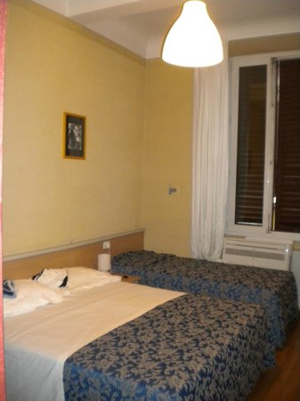 Hotel Romagna: camera 14