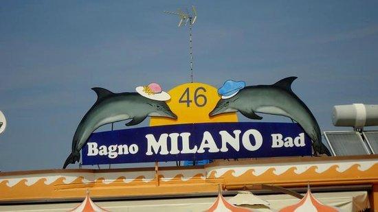 bagno milano 46 - Foto di Bagno Milano, Cesenatico - TripAdvisor