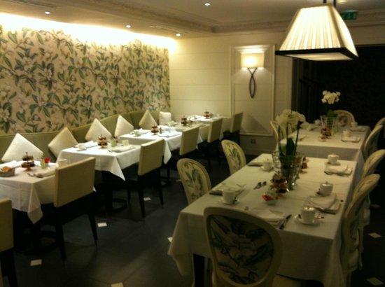 Hotel Keppler : Salle petit déj