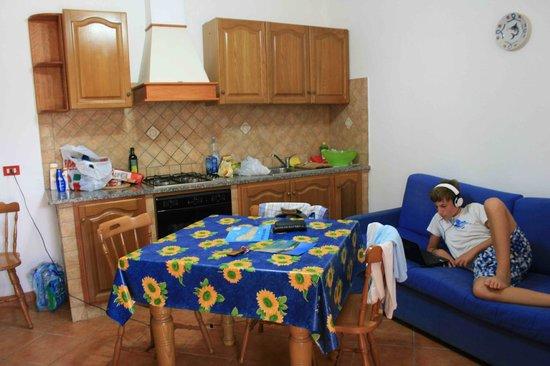 Residence Villalba : CUCINA