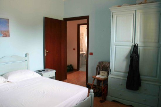 Residence Villalba : CAMERA MATRIMONIALE