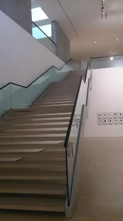 Kunstmuseum : Stairs