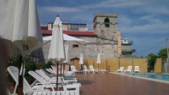 Hotel Calipso: Pool Area