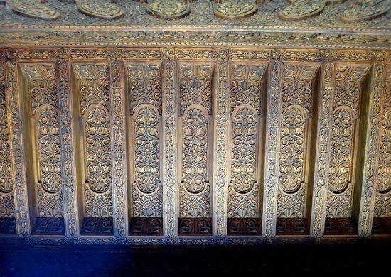 Al Fassia Aguedal: Ceiling