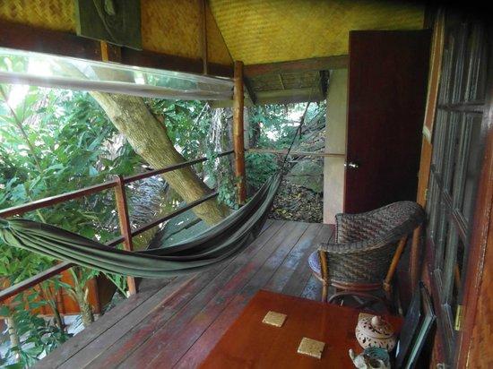 The Sanctuary Thailand: Bungalow Balcony