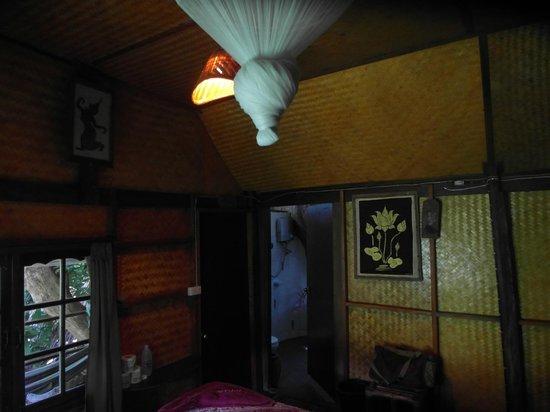 The Sanctuary Thailand: Bungalow Interior