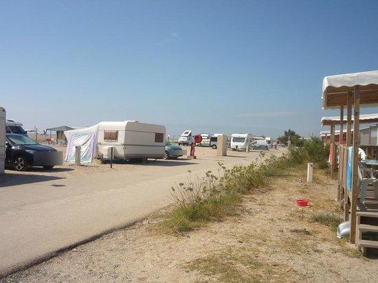 Une partie de la piscine photo de palavas camping for Camping a palavas les flots avec piscine