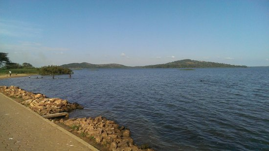 Speke Resort and Conference Centre : Lake Victoria