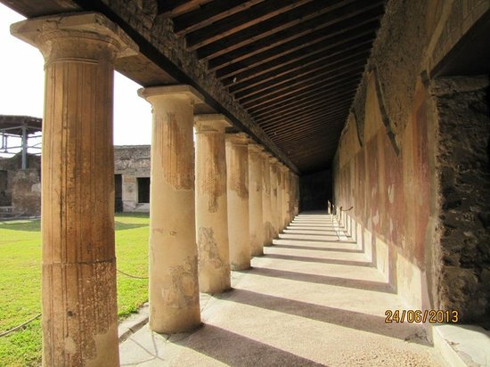 Stabian Baths (Terme Stabiane)