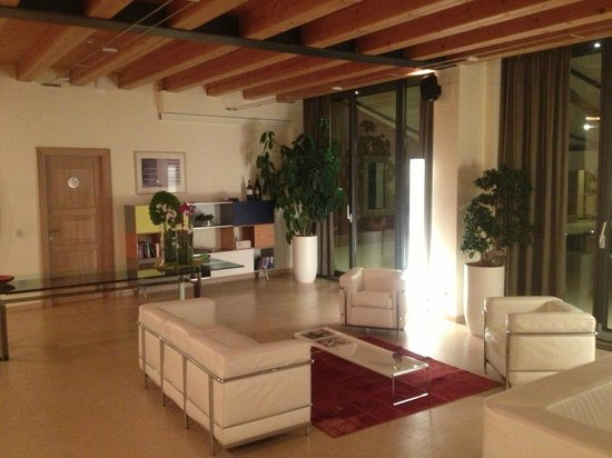 Hotel Veronesi La Torre: Lounge