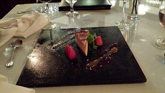 IL Angolo Resto-Bar: carmel cheesecake