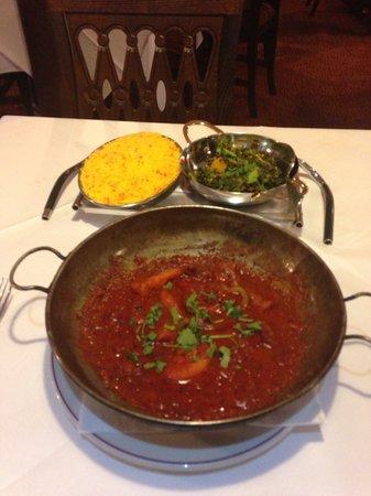 The Rajah Restaurant: Yum