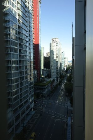 Coast Coal Harbour Hotel by APA: view from our room