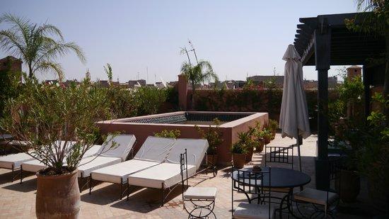 Riad Dar Foundouk: Roof Garden