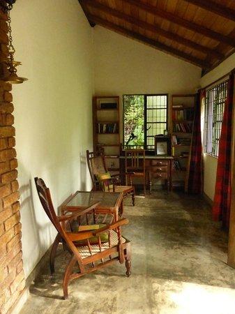 Kandy Cottage: Vue intérieure de l'entrée