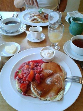 Bodhi House: heerlijk ontbijt, overvloedig en bijzonder lekker