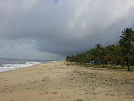 โรงแรมอาบัด เทอเทิลบีช: Beach 1