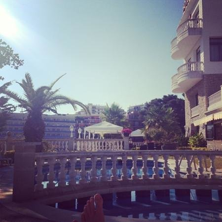 Hotel Bonsol : pool area