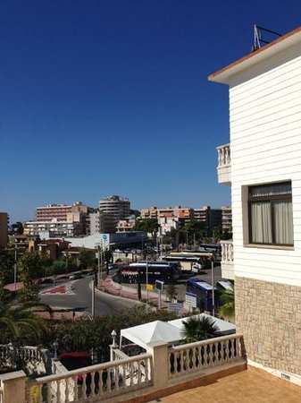 Hotel Bonsol : view from room 201