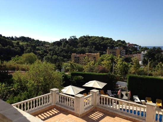 Bonsol Lloret : view from room 201