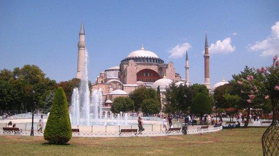 Megara Palace Hotel: Hagia Sophia